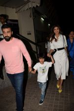 Shilpa Shetty, Raj Kundra with Son Spotted At Pvr on 31st Jan 2018 (18)_5a72ae8077c35.JPG