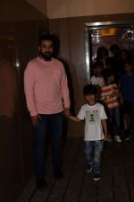 Shilpa Shetty, Raj Kundra with Son Spotted At Pvr on 31st Jan 2018 (3)_5a72ae7bc7550.JPG