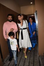 Shilpa Shetty, Raj Kundra with Son Spotted At Pvr on 31st Jan 2018 (5)_5a72ae7c70a89.JPG