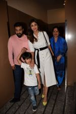 Shilpa Shetty, Raj Kundra with Son Spotted At Pvr on 31st Jan 2018 (9)_5a72ae7da561f.JPG