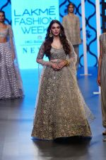 Aditi Rao Hydari at Lakme Fashion Week 2018 on 3rd Feb 2018