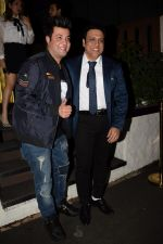 Govinda at Actor Varun Sharma Birthday Party on 4th Feb 2018 (104)_5a782464dcc36.jpg