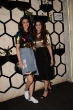 Kriti Sanon, Nupur Sanon at Actor Varun Sharma Birthday Party on 4th Feb 2018 (64)_5a7824e92e80e.jpg