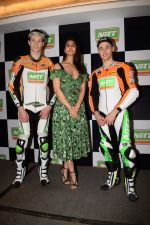 Vani Kapoor to introduce International Bike Racer Jules Cluzel from France & Thomas Gradinger from Austria for Superbike Series at Sofitel bkc on 3rd Feb 2018 (24)_5a780fde3f4aa.JPG