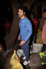 Varun Dhawan Spotted At Gym on 3rd Feb 2018 (7)_5a780bf7ac66c.JPG