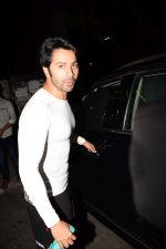 Varun Dhawan Spotted At Sujit Sarkar Office on 2nd Feb 2018 (20)_5a7807d8c61af.JPG