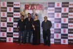 Ajay Devgn, Ileana D_Cruz, Saurabh Shukla, Onir at the Trailer launch of film Raid at PVR, Juhu,Mumbai on 5th Feb 2018 (78)_5a7965a88dd9f.JPG