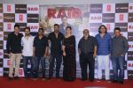 Ajay Devgn, Ileana D_Cruz, Saurabh Shukla, Raj Kumar Gupta, Bhushan Kumar at the Trailer launch of film Raid at PVR, Juhu,Mumbai on 5th Feb 2018 (84)_5a79664571028.JPG