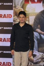 Bhushan Kumar at the Trailer launch of film Raid at PVR, Juhu,Mumbai on 5th Feb 2018 (89)_5a7966533bad8.JPG