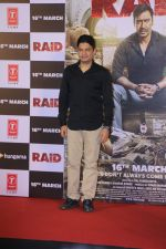 Bhushan Kumar at the Trailer launch of film Raid at PVR, Juhu,Mumbai on 5th Feb 2018 (90)_5a796644cc3a6.JPG