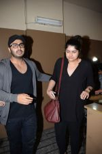 Arjun Kapoor, Anshula Kapoor spotted at pvr juhu on 6th Feb 2018 (52)_5a7a99dcb9a87.JPG