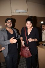 Arjun Kapoor, Anshula Kapoor spotted at pvr juhu on 6th Feb 2018 (53)_5a7a99fe6a066.JPG