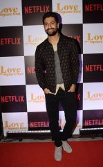 Vicky Kaushal at the Screening of Ronnie Screwvala's film Love per square foot in Cinepolis, Andheri, Mumbai on 10th Feb 2018