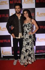Vicky Kaushal, Alankrita Sahai at the Screening of Ronnie Screwvala_s film Love per square foot in Cinepolis, Andheri, Mumbai on 10th Feb 2018 (34)_5a8133198387a.JPG