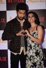 Vicky Kaushal, Alankrita Sahai at the Screening of Ronnie Screwvala_s film Love per square foot in Cinepolis, Andheri, Mumbai on 10th Feb 2018 (35)_5a81307c7aabc.JPG