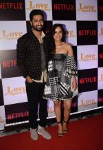 Vicky Kaushal, Angira Dhar at the Screening of Ronnie Screwvala_s film Love per square foot in Cinepolis, Andheri, Mumbai on 10th Feb 2018 (14)_5a81331c20eca.JPG