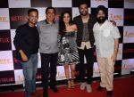 Vicky Kaushal, Angira Dhar, Ronnie Screwvala, Anand Tiwari at the Screening of Ronnie Screwvala_s film Love per square foot in Cinepolis, Andheri, Mumbai on 10th Feb 2018 (23)_5a813099a775a.JPG