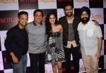 Vicky Kaushal, Angira Dhar, Ronnie Screwvala, Anand Tiwari at the Screening of Ronnie Screwvala_s film Love per square foot in Cinepolis, Andheri, Mumbai on 10th Feb 2018 (24)_5a81331d5110c.JPG