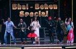 Daler Mehndi, Mika Singh On The Sets Of Reality Show Super Dancer 2 on 12th Feb 2018