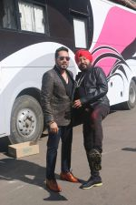 Daler Mehndi, Mika Singh On The Sets Of Reality Show Super Dancer 2 on 12th Feb 2018 (5)_5a82e6c0168fd.JPG