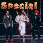 Daler Mehndi, Mika Singh, Shilpa Shetty On The Sets Of Reality Show Super Dancer 2 on 12th Feb 2018 (25)_5a82e6a134741.JPG