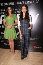 Richa Chadda, Rahul Bhat, Sudhir Mishra At Trailer Launch Of Film Daas Dev on 14th Feb 2018 (117)_5a844f845beff.JPG