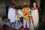 Sangeeta Bijlani at Maha Shivaratri Puja At Bandra on 13th Feb 2018 (11)_5a844776aa22b.JPG