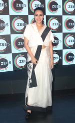 Swara Bhaskar at the Grand Launch Of Zee Entertainments New OTT ZEE5 on 14th Feb 2018  (23)_5a859c41d54d4.JPG