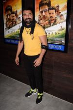 Ajaz Khan at the Special Screening Of Aiyaary on 15th Feb 2018 (24)_5a867e55ed550.jpg