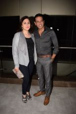 Anup Soni, Juhi Babbar at the Special Screening Of Aiyaary on 15th Feb 2018