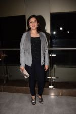 Juhi Babbar at the Special Screening Of Aiyaary on 15th Feb 2018
