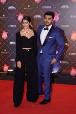 Pooja Hegde, Arjun Kapoor at Femina Beauty Awards 2018 on 15th Feb 2018 (125)_5a866b14b759e.JPG