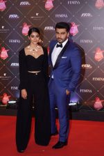 Pooja Hegde, Arjun Kapoor at Femina Beauty Awards 2018 on 15th Feb 2018 (126)_5a866b168b2f2.JPG