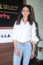 Rakulpreet Singh at the launch of Carnival cinema Lounge in carnival cinema, Andheri on 16th Feb 2018 (1)_5a883cdbf2528.JPG