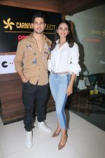 Sidharth Malhotra, Rakulpreet Singh at the launch of Carnival cinema Lounge in carnival cinema, Andheri on 16th Feb 2018 (16)_5a883cf183c4c.JPG