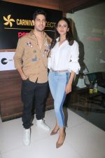 Sidharth Malhotra, Rakulpreet Singh at the launch of Carnival cinema Lounge in carnival cinema, Andheri on 16th Feb 2018 (18)_5a883cf3615a3.JPG
