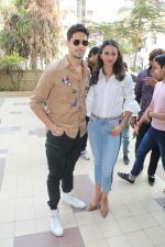 Sidharth Malhotra, Rakulpreet Singh at the launch of Carnival cinema Lounge in carnival cinema, Andheri on 16th Feb 2018 (3)_5a883ce290588.JPG