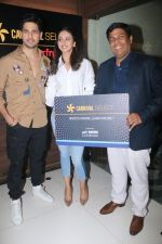 Sidharth Malhotra, Rakulpreet Singh at the launch of Carnival cinema Lounge in carnival cinema, Andheri on 16th Feb 2018 (9)_5a883ce98c618.JPG
