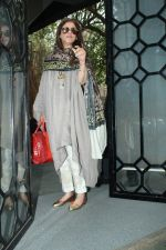 Dimple Kapadia spotted in korner house, bandra on 18th Feb 2018 (13)_5a8a82d4de453.JPG