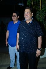 David Dhawan, Vashu Bhagnani at the Screening Of Film Welcome To New York on 19th Feb 2018