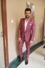 Jay Bhanushali On the Sets Of Super Dancer Chapter 2 on 19th Feb 2018