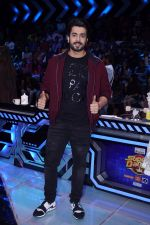 Sunny Singh at the promotion of Sonu Ke Titu Ki Sweety On the Sets Of Super Dancer Chapter 2 on 19th Feb 2018