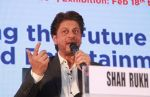 Shahrukh Khan attends the Media shaping the future & entertainment in Magnetic Maharshtra in bkc Mumbai on 20th Feb 2018 (18)_5a8d35fc53891.jpg