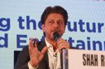Shahrukh Khan attends the Media shaping the future & entertainment in Magnetic Maharshtra in bkc Mumbai on 20th Feb 2018 (21)_5a8d36069b259.jpg