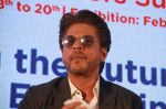 Shahrukh Khan attends the Media shaping the future & entertainment in Magnetic Maharshtra in bkc Mumbai on 20th Feb 2018 (24)_5a8d360b3eb64.jpg