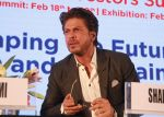 Shahrukh Khan attends the Media shaping the future & entertainment in Magnetic Maharshtra in bkc Mumbai on 20th Feb 2018 (25)_5a8d360f491d9.jpg