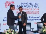 Shahrukh Khan attends the Media shaping the future & entertainment in Magnetic Maharshtra in bkc Mumbai on 20th Feb 2018 (26)_5a8d3613c676b.jpg