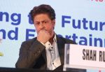 Shahrukh Khan attends the Media shaping the future & entertainment in Magnetic Maharshtra in bkc Mumbai on 20th Feb 2018 (5)_5a8d35e82cc6f.jpg