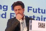 Shahrukh Khan attends the Media shaping the future & entertainment in Magnetic Maharshtra in bkc Mumbai on 20th Feb 2018 (6)_5a8d35eb6f7b1.jpg