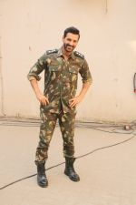 John Abraham during the promotional shoot for the film Parmanu at Mehboob studio, Bandra (17)_5a9835a1c8c6f.JPG